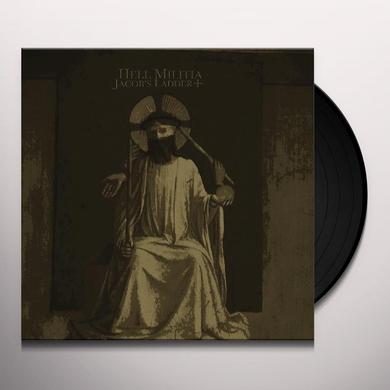 Hell Militia JACOB'S LADDER Vinyl Record