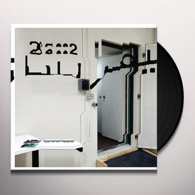 Hecker CHIMERIZATION (FARSI) Vinyl Record