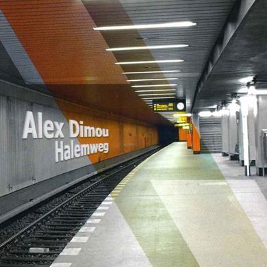 Alex Dimou HALEMWEG Vinyl Record