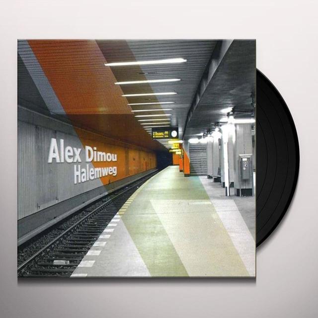 Alex Dimou HALEMWEG Vinyl Record - w/CD