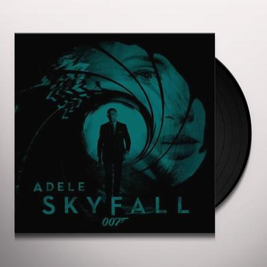 Adele Skyfall James Bond Theme Vinyl Record