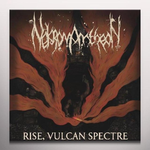 Nekromantheon RISE VULCAN SPECTRE Vinyl Record - Colored Vinyl, 180 Gram Pressing