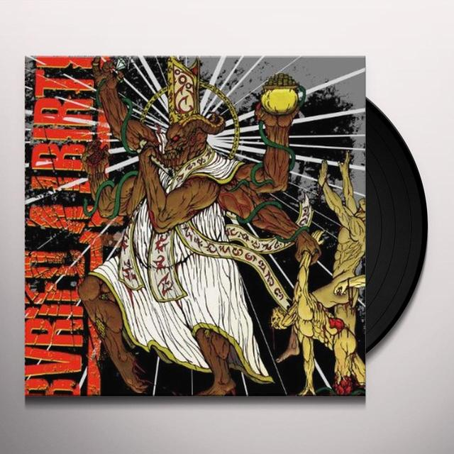 BURIED AT BIRTH Vinyl Record