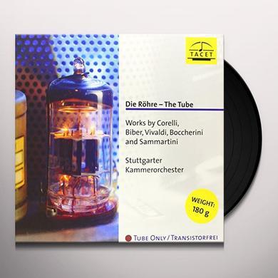 Boccherini / Hudson / Stuttgarter Kammerorchester TUBE Vinyl Record