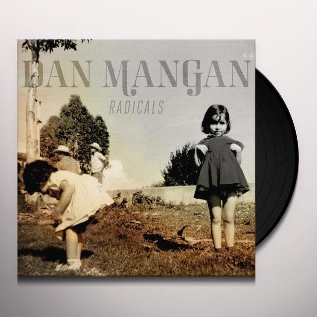 Dan Mangan RADICALS Vinyl Record