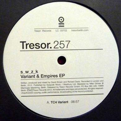 Swzk VARIANT & EMPIRES Vinyl Record