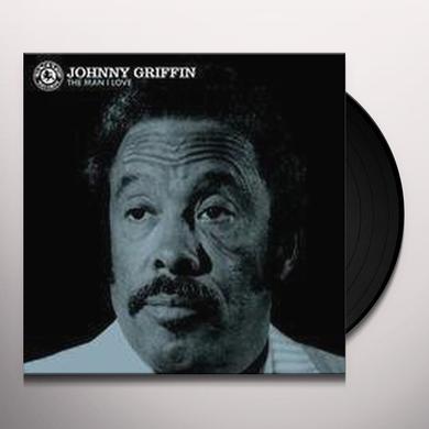 Johnny Griffin MAN I LOVE Vinyl Record - Limited Edition, 180 Gram Pressing