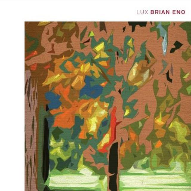 Brian Eno LUX Vinyl Record - 180 Gram Pressing