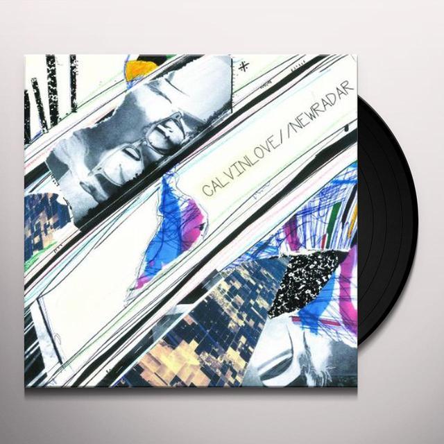 Calvin Love NEW RADAR Vinyl Record