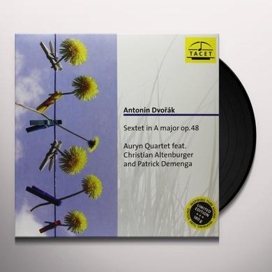 Dvorak / Auryn Quartet AURYN SERIES 32: SEXTET IN A MAJOR OP 48 Vinyl Record