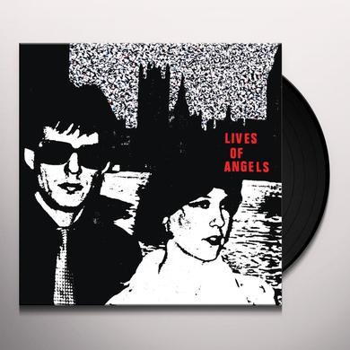Lives Of Angels ELEVATOR TO EDEN Vinyl Record
