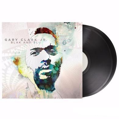 Gary Clark Jr BLAK & BLU Vinyl Record