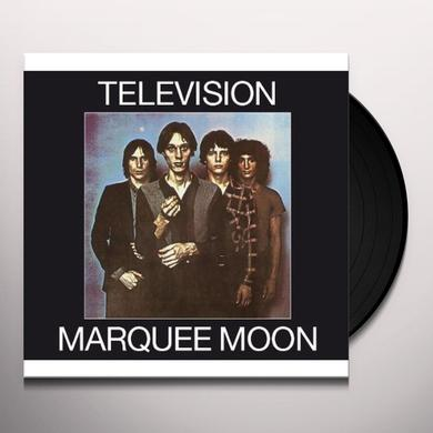Television MARQUEE MOON Vinyl Record - 180 Gram Pressing