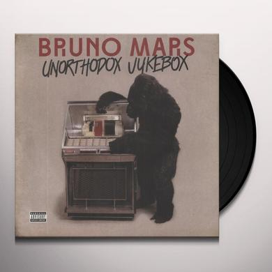 Bruno Mars UNORTHODOX JUKEBOX Vinyl Record