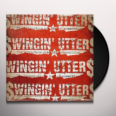 Swingin' Utters LIBRARIANS ARE HIDING SOMETHING Vinyl Record