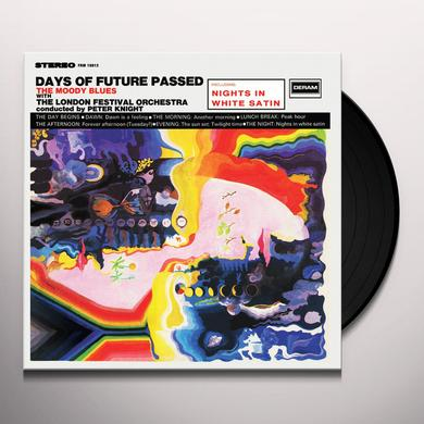 The Moody Blues DAYS OF FUTURE PASSED Vinyl Record - Limited Edition, 180 Gram Pressing