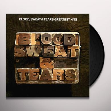 Blood Sweat & Tears GREATEST HITS Vinyl Record - Limited Edition, 180 Gram Pressing