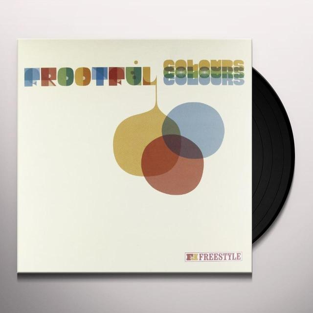 Frootful COLOURS Vinyl Record