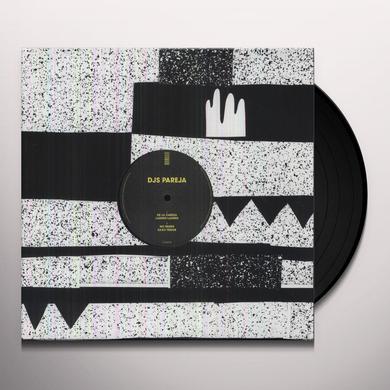 Djs Pareja DE LA CABEZA Vinyl Record
