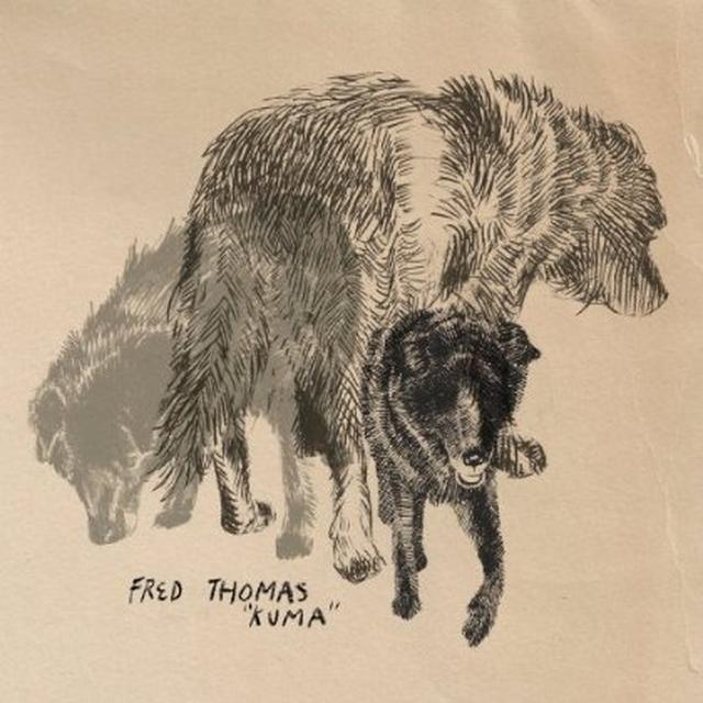 Fred Thomas KUMA Vinyl Record