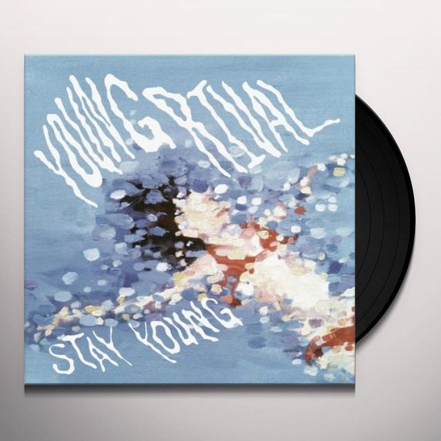 Young Rival STAY YOUNG Vinyl Record