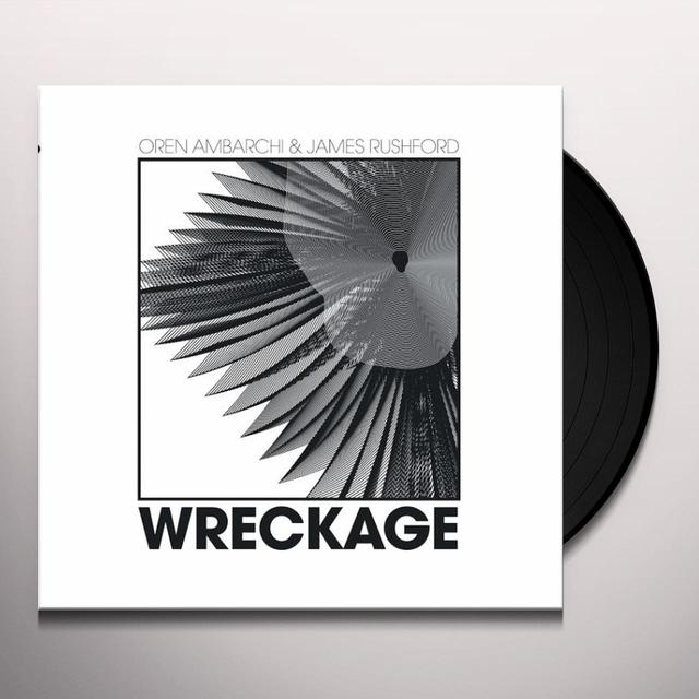 Oren Ambarchi WRECKAGE Vinyl Record