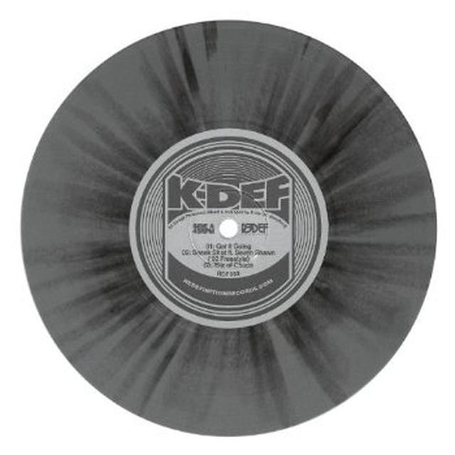 K-Def SNEAK SHOT Vinyl Record