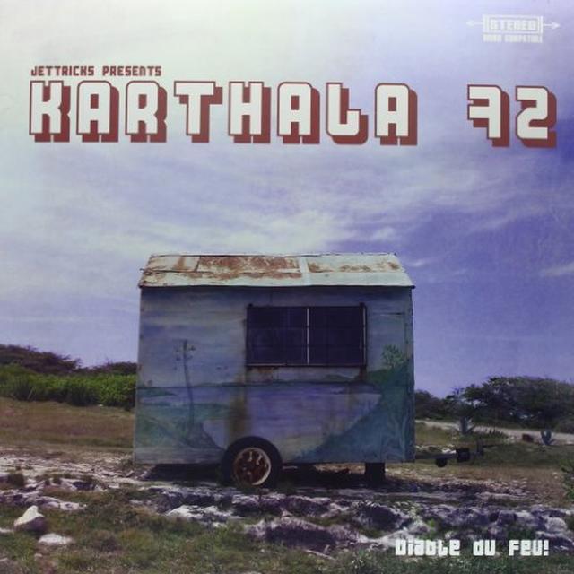 Karthala 72 DIABLE DU FEU Vinyl Record