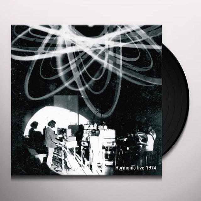 Harmonia LIVE 1974 Vinyl Record