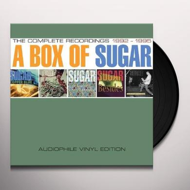 BOX OF SUGAR (BOX) Vinyl Record