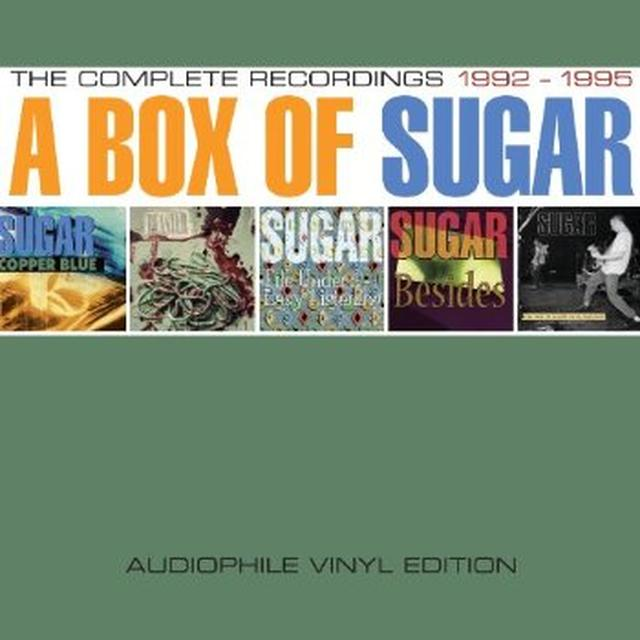 BOX OF SUGAR (BOX) Vinyl Record
