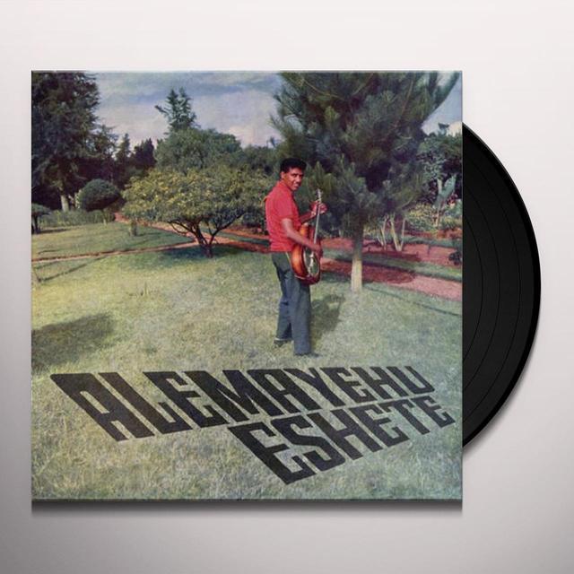 ALAMEYAHU ESHETE Vinyl Record - Limited Edition
