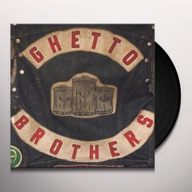 Ghetto Brothers POWER FUERZA Vinyl Record