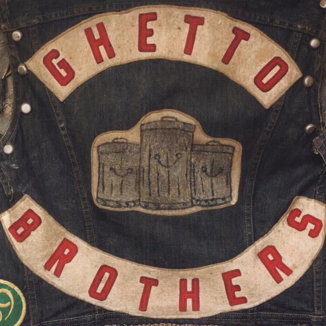 Ghetto Brothers POWER FUERZA Vinyl Record - Gatefold Sleeve, Reissue, Deluxe Edition