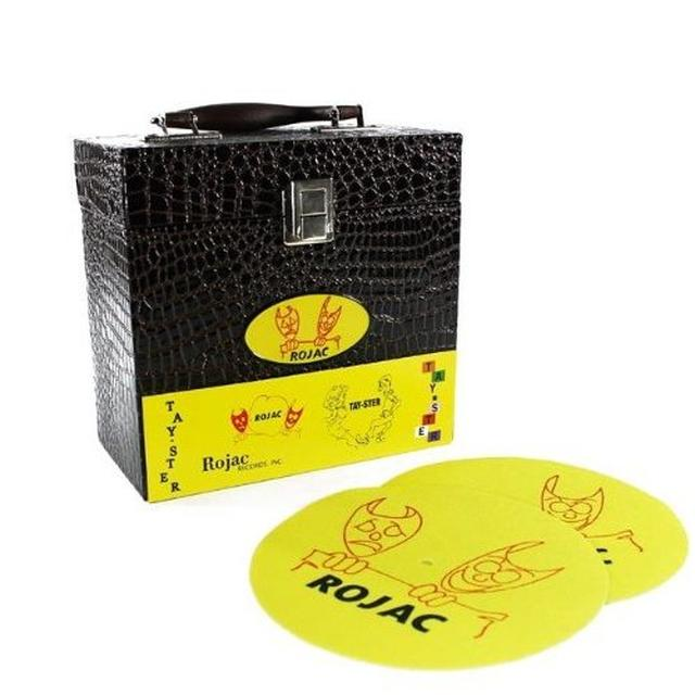 ROJAC SINGLES BOX / VARIOUS Vinyl Record