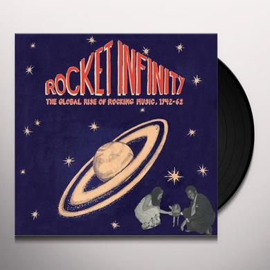 ROCKET INFINITY: GLOBAL RISE OF ROCKING MUSIC 1942 (Vinyl)