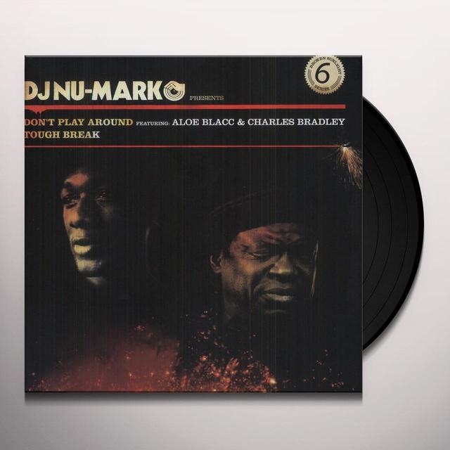 Dj Nu-Mark BROKEN SUNLIGHT 6 Vinyl Record