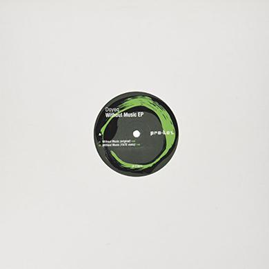 Doyeq WITHOUT MUSIC Vinyl Record