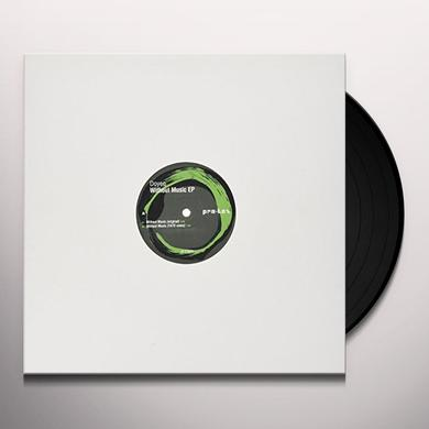 Doyeq WITHOUT MUSIC (EP) Vinyl Record