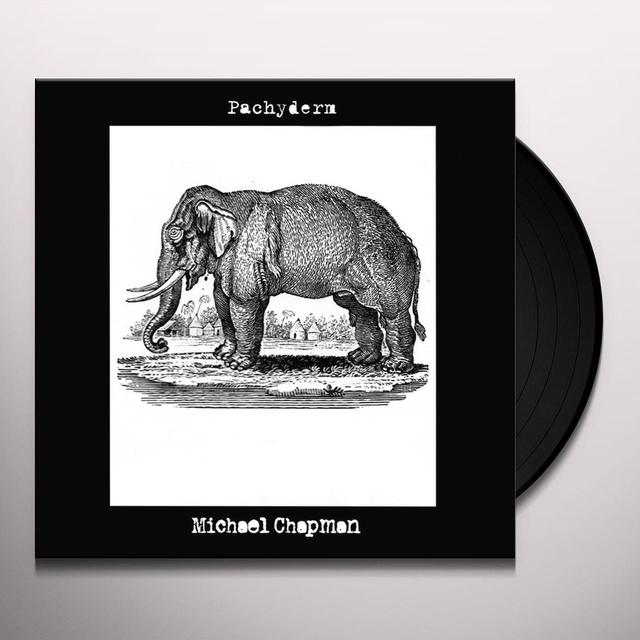 Michael Chapman PACHYDERM Vinyl Record
