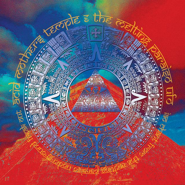 Acid Mothers Temple & The Melting Paraiso U.F.O. IAO CHANT FROM MELTING PARAISO UNDERGROUND FREAK Vinyl Record