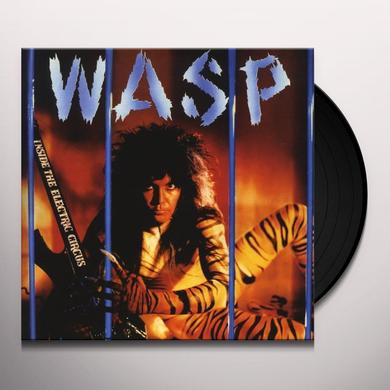Wasp ELECTRIC CIRCUS Vinyl Record