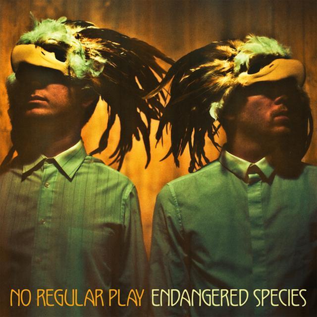 No Regular Play ENDANGERED SPECIES Vinyl Record