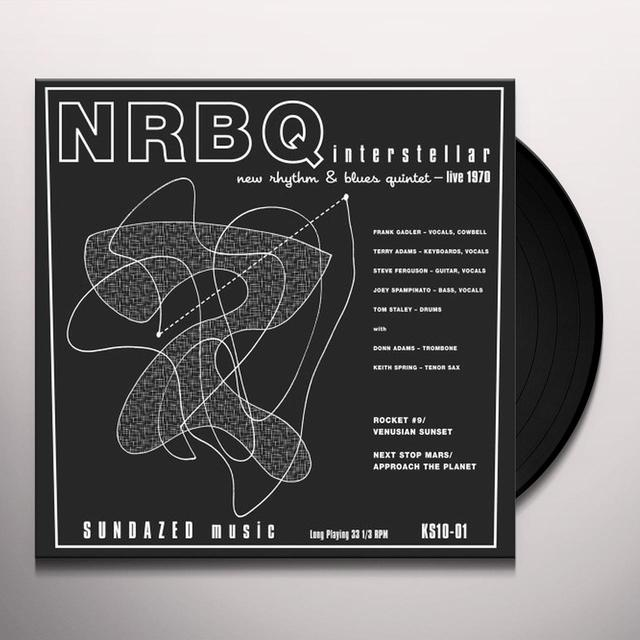 Nrbq INTERSTELLAR Vinyl Record