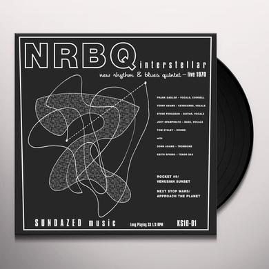 Nrbq INTERSTELLAR Vinyl Record