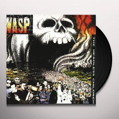 Wasp HEADLESS CHILDREN Vinyl Record