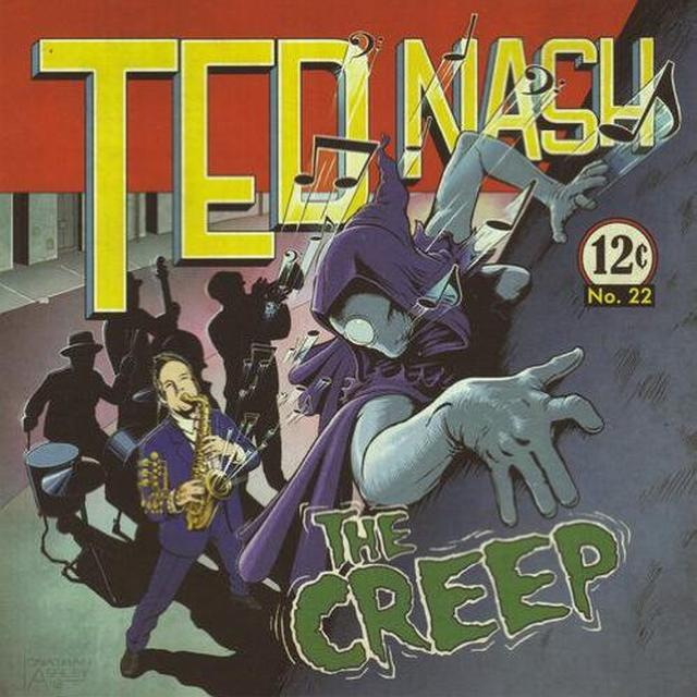 Ted Nash CREEP Vinyl Record - MP3 Download Included