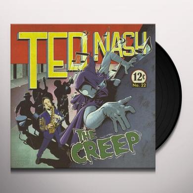 Ted Nash CREEP Vinyl Record