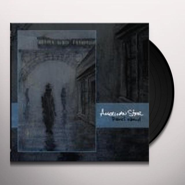 American Steel ROGUE'S MARCH Vinyl Record - Limited Edition