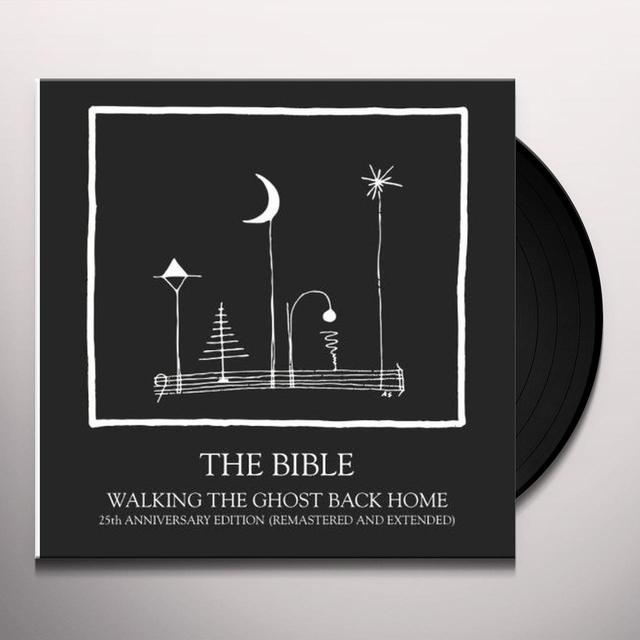 Bible WALKING THE GHOST BACK HOME Vinyl Record